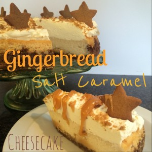 Gingerbread & Salted Caramel